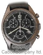 Cabot Watch Company Quartz chronograph military