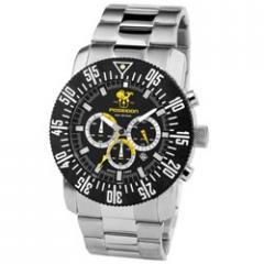 Poseidon Chrono BT Stainless Steel Watch