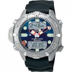 Citizen Aqualand II Titanium Watch