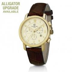 C3 Malvern Chronograph - Tan Watch
