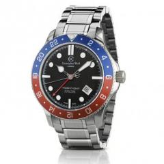 C60 Trident GMT Automatic Watch