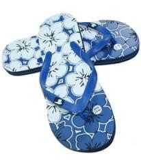 Surfworx 699 flower flip-flops