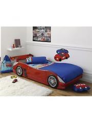 Kidspace Kids Car Bed Frame