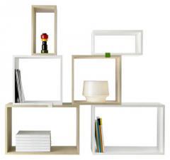 Stacked Shelf by Muuto
