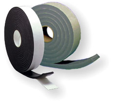 Low Density Foam Fire Retardant PVC Foam Tape