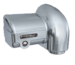 High Speed Eco Hand Dryers Fumagalli Hi-Tech