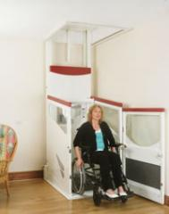 Harmony Wheelchair Through Floor Lift