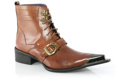Men Formal Lace Up Boots