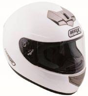 Plain Full Face Motorcycle Helmet