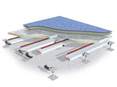 Access Floors heating Systems