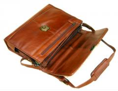 Quality Leather Briefcase