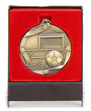 Soccer Medal 70mm