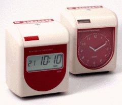 Model 2200N Time Recorder