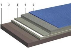 External decks system