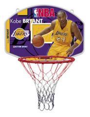 Sure Shot Kobe Bryant NBA Basketball Backboard and