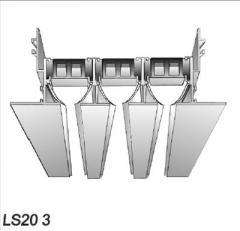 Slot Diffuser Type LS20