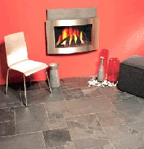 Slate Flooring and Quartzite Flooring