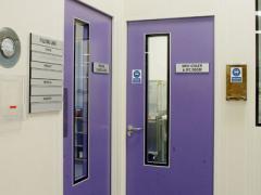 Doors and Door Frames