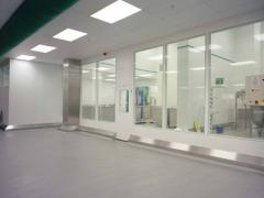 Clean Environment Partitions