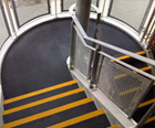TorTread™ Slip resistant surfacing systems