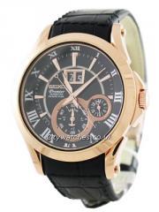 Seiko Premier Kinetic Perpetual Calendar SNP036P1 SNP036P Men's Watch