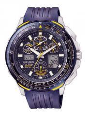 Citizen Eco-Drive Radio Controlled Skyhawk JY0064-00L  Men's Watch