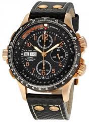 Hamilton Khaki X-Wind Automatic H77696793 Men's Watch