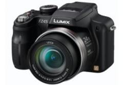 Panasonic Lumix FZ45 Black Digital Camera
