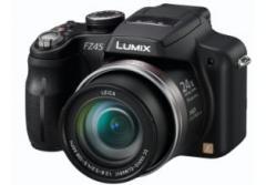 Panasonic Lumix FZ45 Black Digital Camera