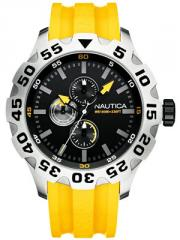 Nautica BFD-100 Multifunction N15566G Mens Watch