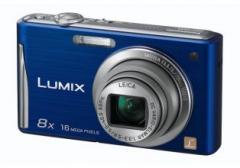 Panasonic Lumix FS35 Blue Camera