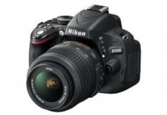 Nikon D5100 + 18-55mm VR Lens Kit Digital SLR Camera