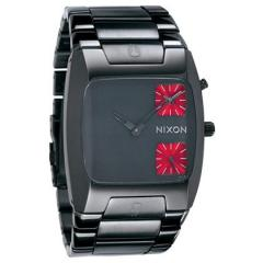 Nixon Watch Banks Gunmetal