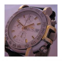 Sector Golden Eagle Chronograph watch, Silver Dial
