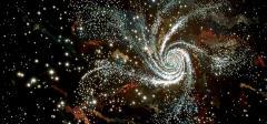 Nebula Star Effects Created with Fibre Optics