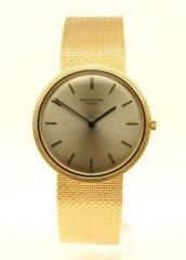 Used Patek Philippe Calatrava Watch – 3520D PP1342