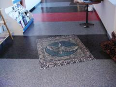 Educational Rubber Flooring