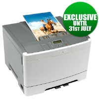 Lexmark C540N Colour Laser Printer