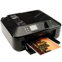 Canon Pixma MX885 Inkjet All-in-One Printer