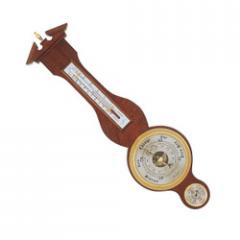 Barometer / Thermometer / Hygrometer in Solid