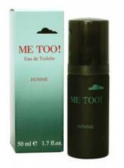 Me Too Homme 50/55ml PDT Spray