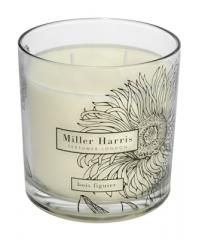 Large Double-Wick Candle in Bois Figuier