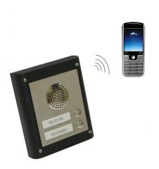 GSM Audio intercom from 1 to 10 button