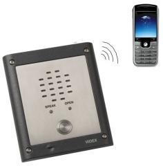 Vandal resistant GSM intercom kit