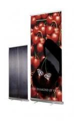 High Quality Printed Roller Banners