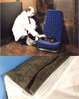 TBA Textiles Transport Seating