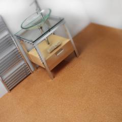 Cork Flooring & Corkboard Insulation