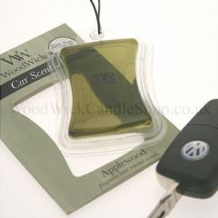 Woodwick Car Scent  Applewood