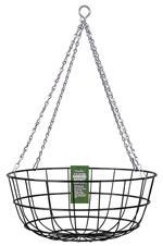 Flat Bottom Hanging Baskets