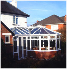 Combination Conservatories